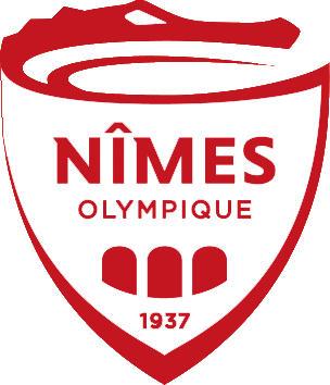 Escudo de NÎMES OLYMPIQUE F.C. (FRANCIA)