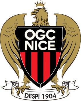 Escudo de O.G.C. NICE (FRANCIA)