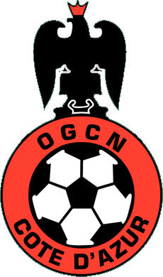 Escudo de OGC NIZA (FRANCIA)