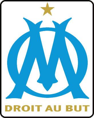Escudo de OLIMPIC DE MARSELLA (FRANCIA)