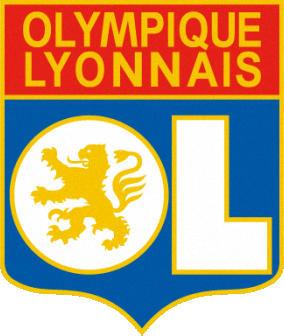 Escudo de OLYMPIQUE DE LYON (FRANCIA)