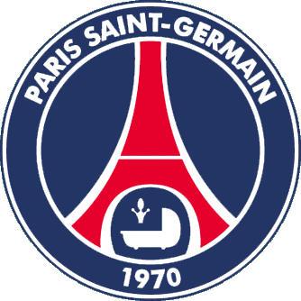 Escudo de PARIS S. GERMAIN (FRANCIA)