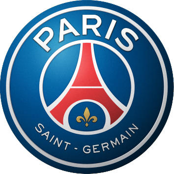 Escudo de PARIS SAINT-GERMAIN (FRANCIA)