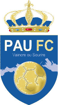 Escudo de PAU F.C. (FRANCIA)