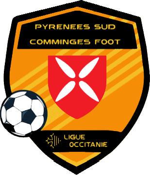Escudo de PYRENNES SUD COMMINGES FOOT (FRANCIA)