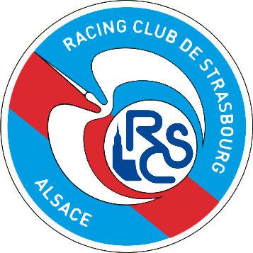 Escudo de RACING CLUB DE ESTRASBURGO (FRANCIA)