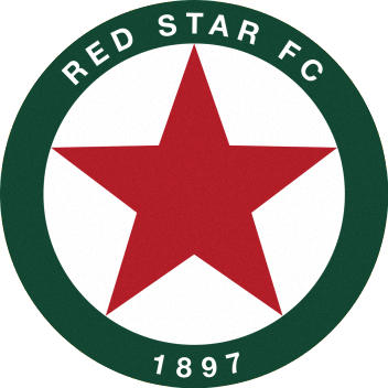 Escudo de RED STAR FC (FRANCIA)