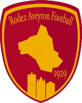 Escudo de RODEZ AVEYRON FOOTBALL (FRANCIA)
