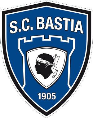 Escudo de S.C. BASTIA (FRANCIA)