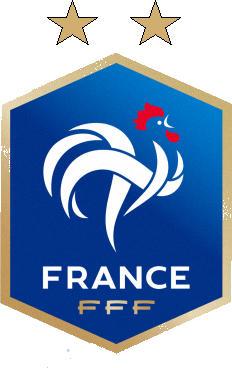 Escudo de SELECCIÓN DE FRANCIA (FRANCIA)
