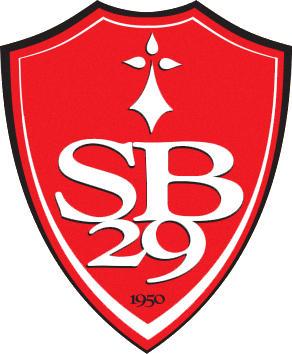 Escudo de STADE BRESTOIS 29 (FRANCIA)