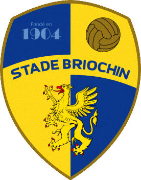 Escudo de STADE BRIOCHIN (FRANCIA)