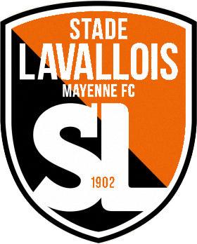 Escudo de STADE LAVALLOIS MAYENNE FC (FRANCIA)