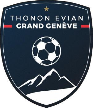 Escudo de THONON EVIAN GRAND GENÉVE FC (FRANCIA)