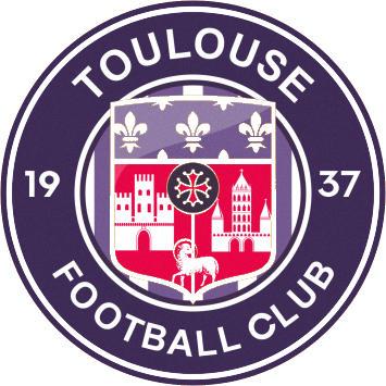 Escudo de TOULOUSE FC (FRANCIA)