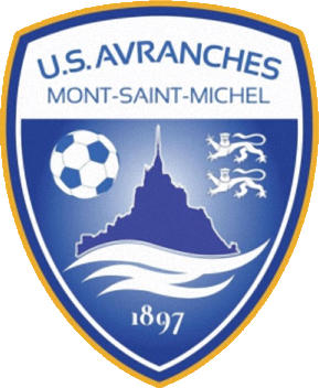 Escudo de U.S. AVRANCHES (FRANCIA)