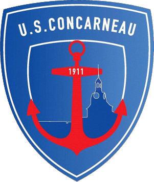Escudo de U.S. CONCARNEAU (FRANCIA)