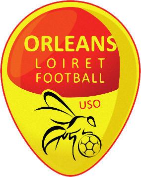 Escudo de U.S. ORLÉANS (FRANCIA)