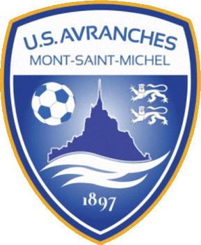 Escudo de US AVRANCHES (FRANCIA)