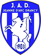 Escudo de J.A. DRANCY F.C.