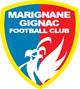 Escudo de MARIGNANE GIGNAC F.C.