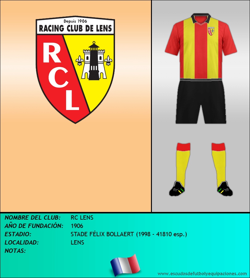 Escudo de RC LENS