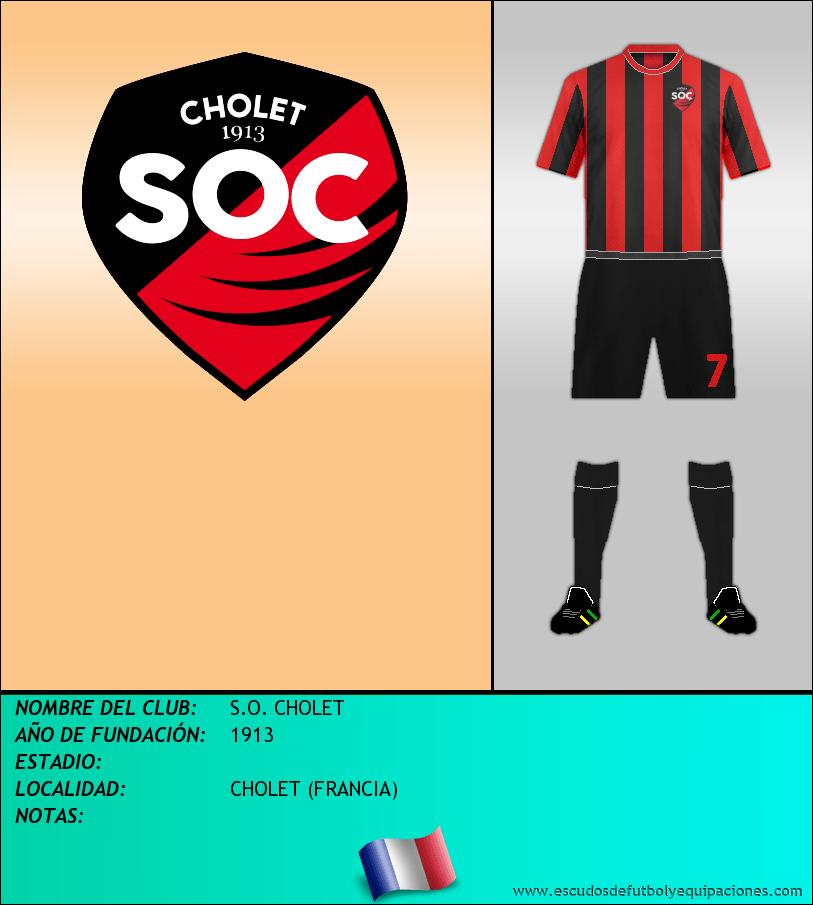 Escudo de S.O. CHOLET