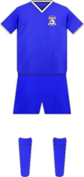 Equipación CARDIFF CITY AFC