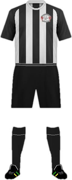 Equipación LLANDUDNO FC
