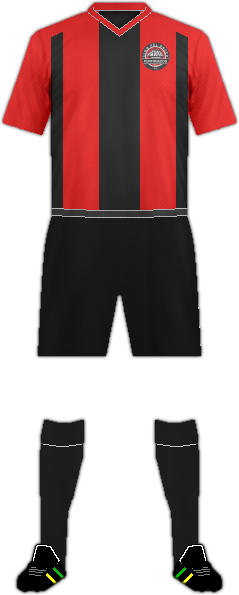 Equipación PORTHMADOG FC