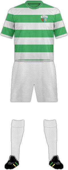 Equipación THE NEW SAINTS FC