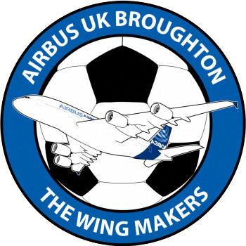 Escudo de AIRBUS UK BROUGHTON FC (GALES)