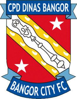 Escudo de BANGOR CITY (GALES)