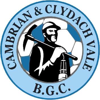 Escudo de CAMBRIAN Y CLYDACH VALE BGC (GALES)