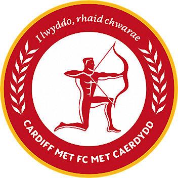 Escudo de CARDIFF METROPOLITAN UFC (GALES)