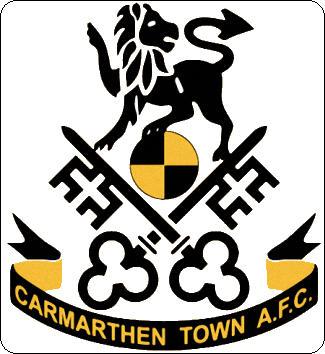 Escudo de CARMARTHEN TOWN AFC (GALES)