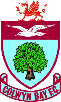 Escudo de COLWYN BAY FC (GALES)