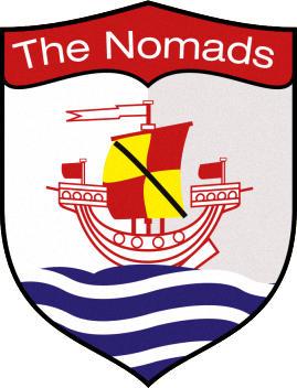 Escudo de CONNAH´S QUAY NOMADS FC (GALES)