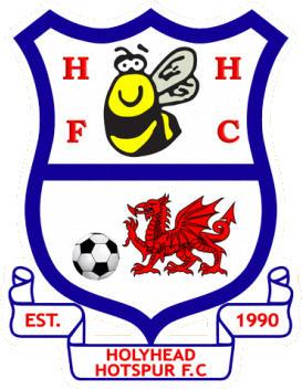 Escudo de HOLYHEAD HOTSPUR FC (GALES)