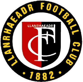 Escudo de LLANRHAEADR FC (GALES)
