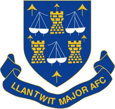 Escudo de LLANTWIT MAJOR AFC (GALES)