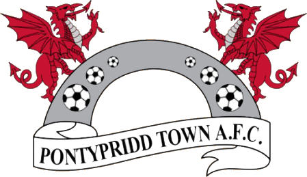 Escudo de PONTYPRIDD TOWN AFC (GALES)