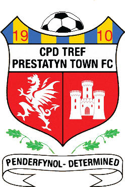 Escudo de PRESTATYN TOWN FC (GALES)