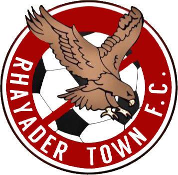 Escudo de RHAYADER TOWN FC (GALES)