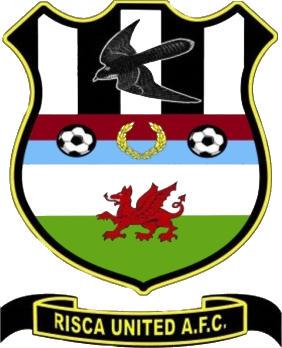 Escudo de RISCA UNITED AFC (GALES)