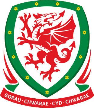 Escudo de SELECCIÓN DE GALES (GALES)