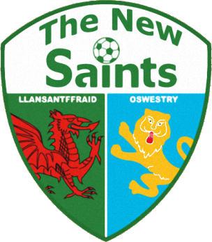 Escudo de THE NEW SAINTS FC (GALES)