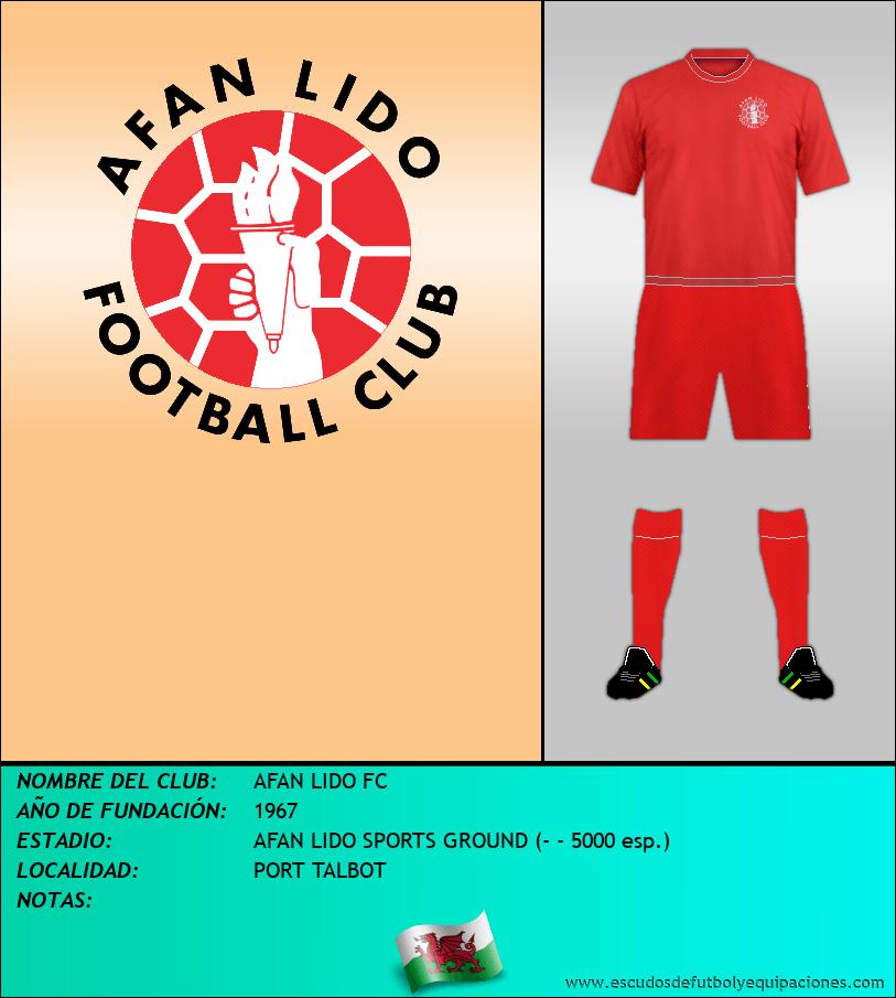 Escudo de AFAN LIDO FC