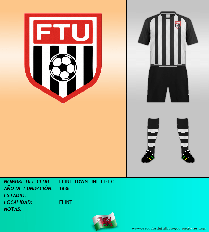 Escudo de FLINT TOWN UNITED FC