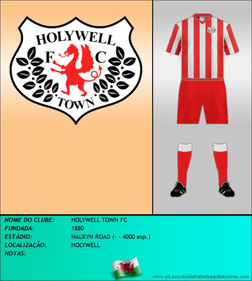 Escudo de HOLYWELL TOWN FC
